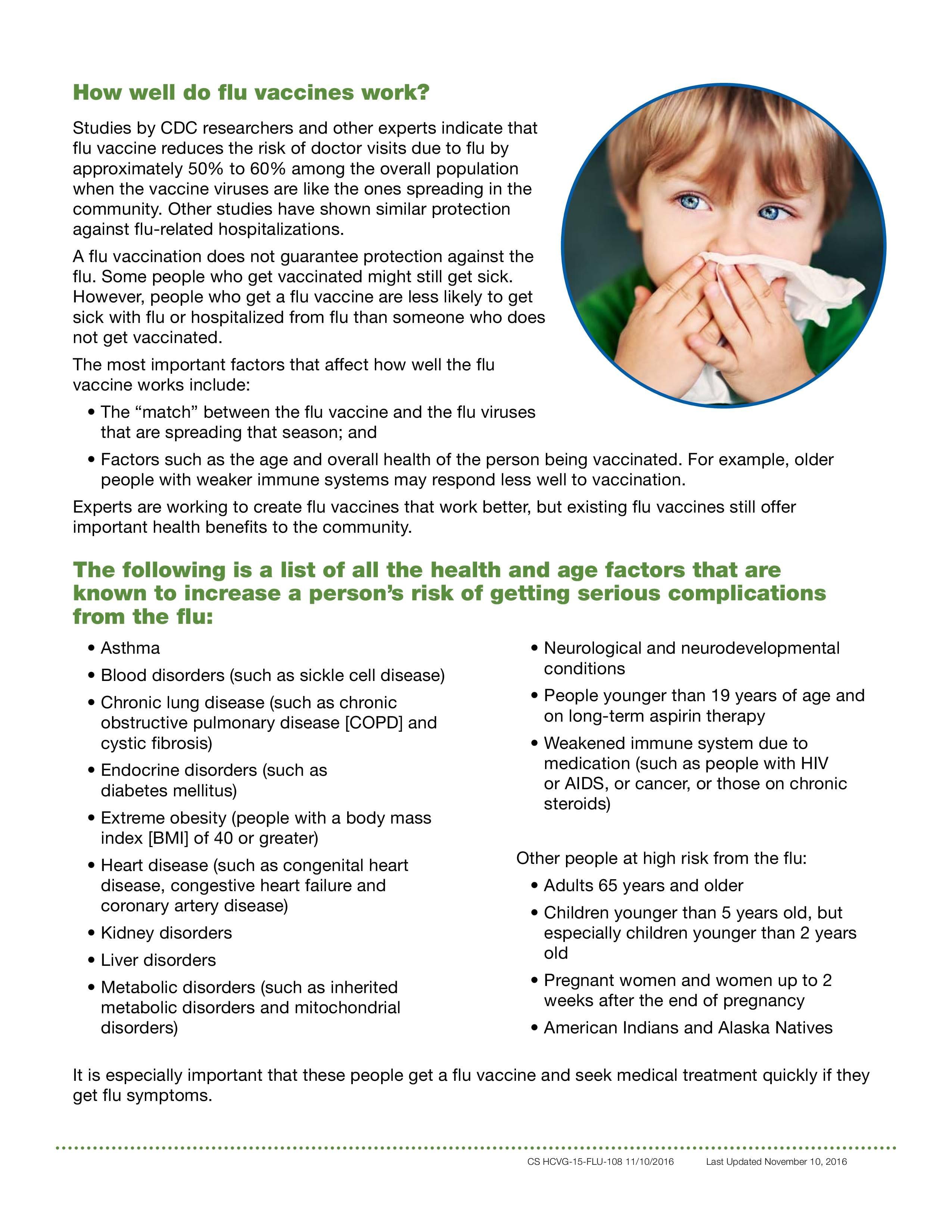 Nurse Ria's Notes – Fight the Flu: Why Get a Flu Vaccine